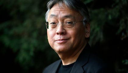 What to Know About Literature's Newest Nobel Winner British Novelist Kazuo Ishiguro