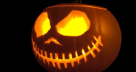 How to keep your jack o lantern looking dapper longer - Citrouille epeurante ...