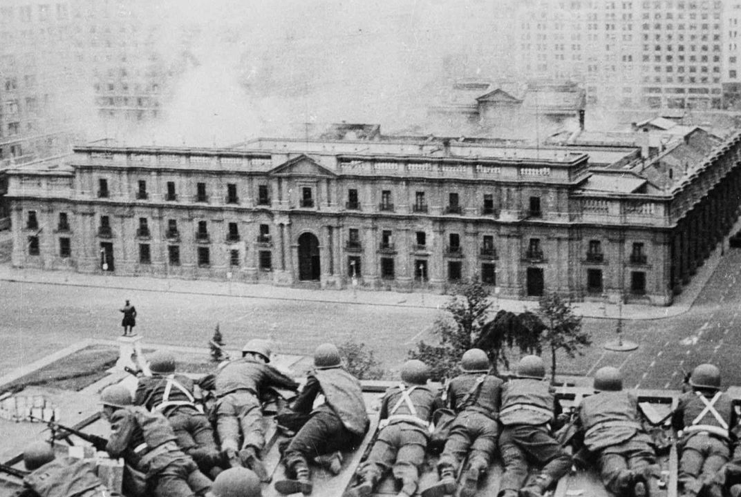An Eyewitness Account of Pinochet's Coup 45 Years Ago