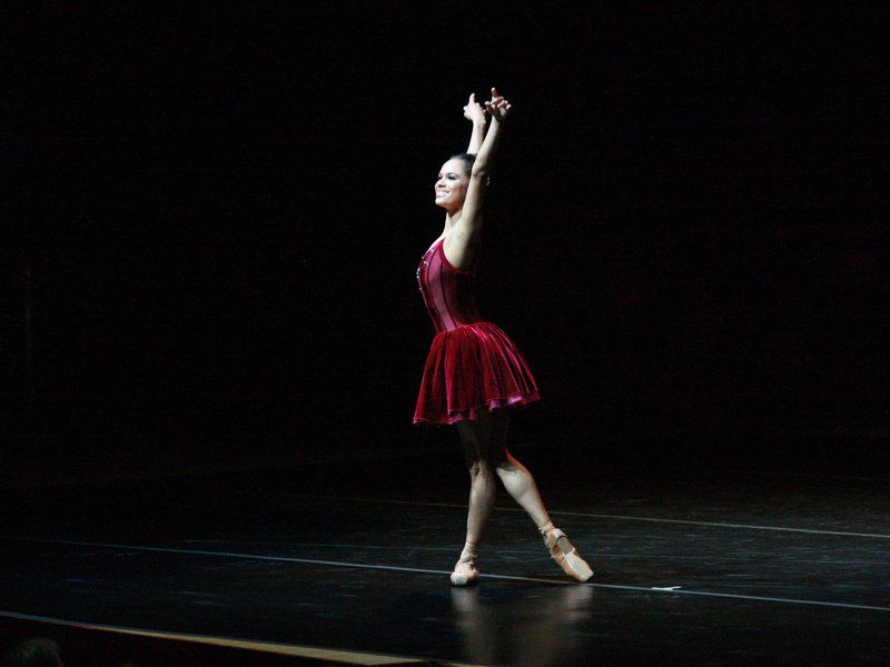 "Misty Copeland is bringing ""Ballet Across America"""
