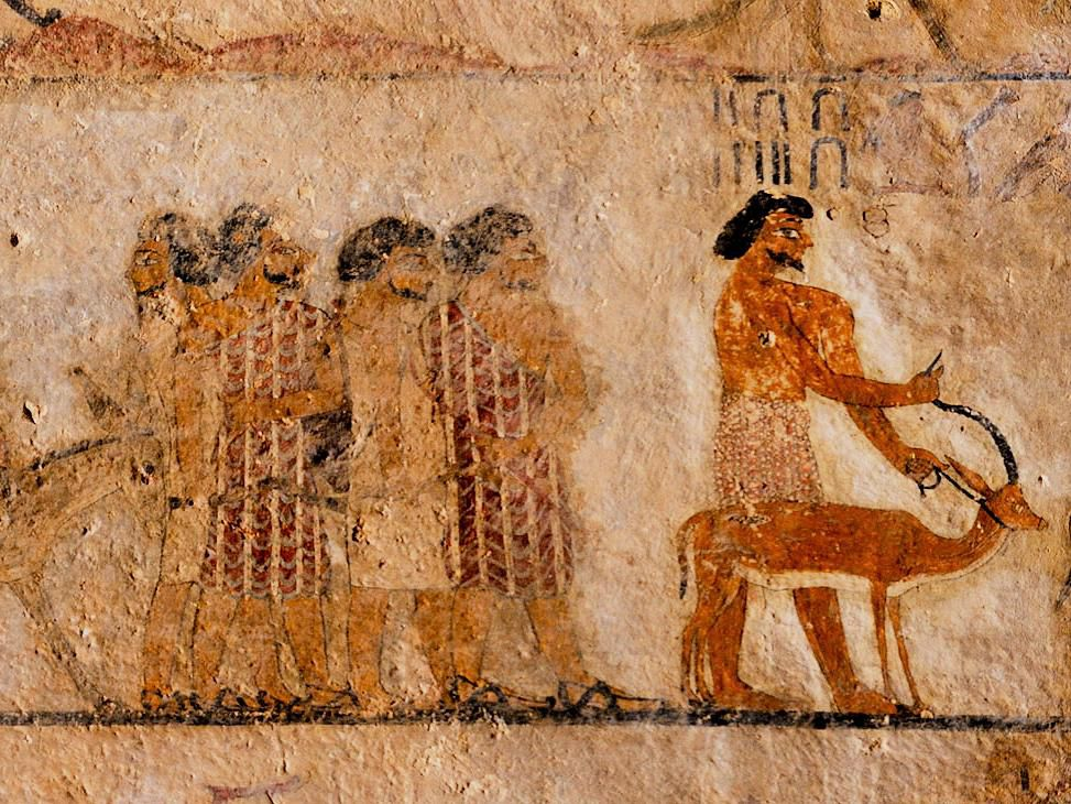 New Research Reveals Surprising Origins of Egypt's Hyksos Dynasty