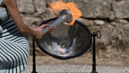 Your Burning Questions About the Olympic Torch, Answered