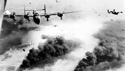 Mission to Ploesti: B-24 Liberators