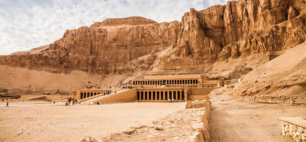 Mortuary Temple of Queen Hatshepsut, Valley of the Queens