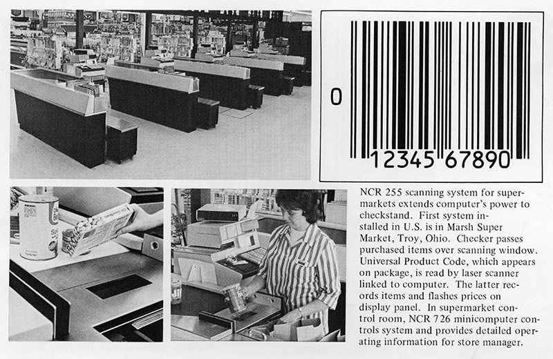 The History of the Bar Code | Innovation | Smithsonian