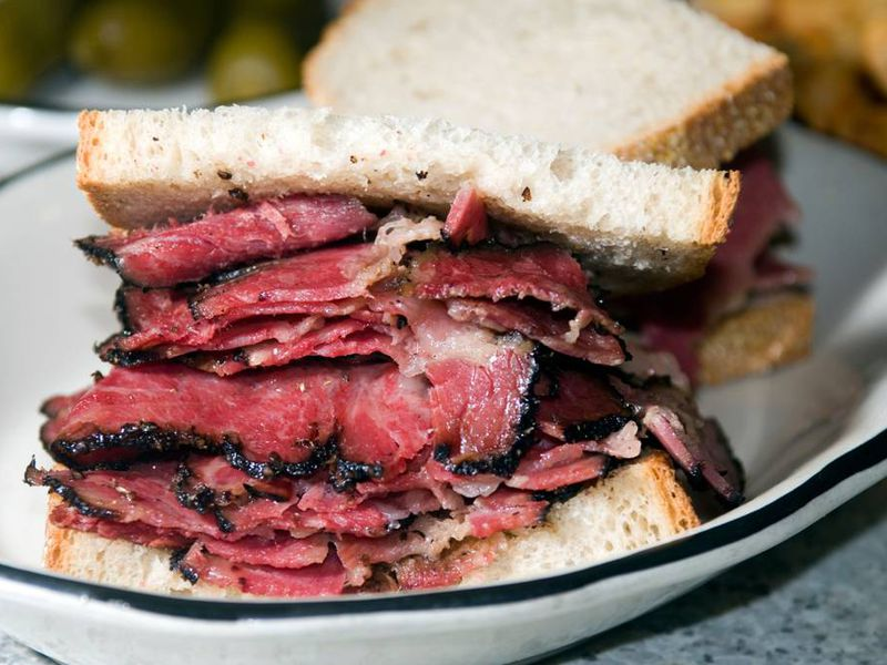 Pastrami Before You Die