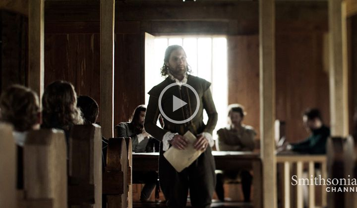 Was a Jamestown Governor the Father of U.S. Democracy?