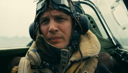 "The Dogfighting Scenes in ""Dunkirk"" Are Exhilarating"