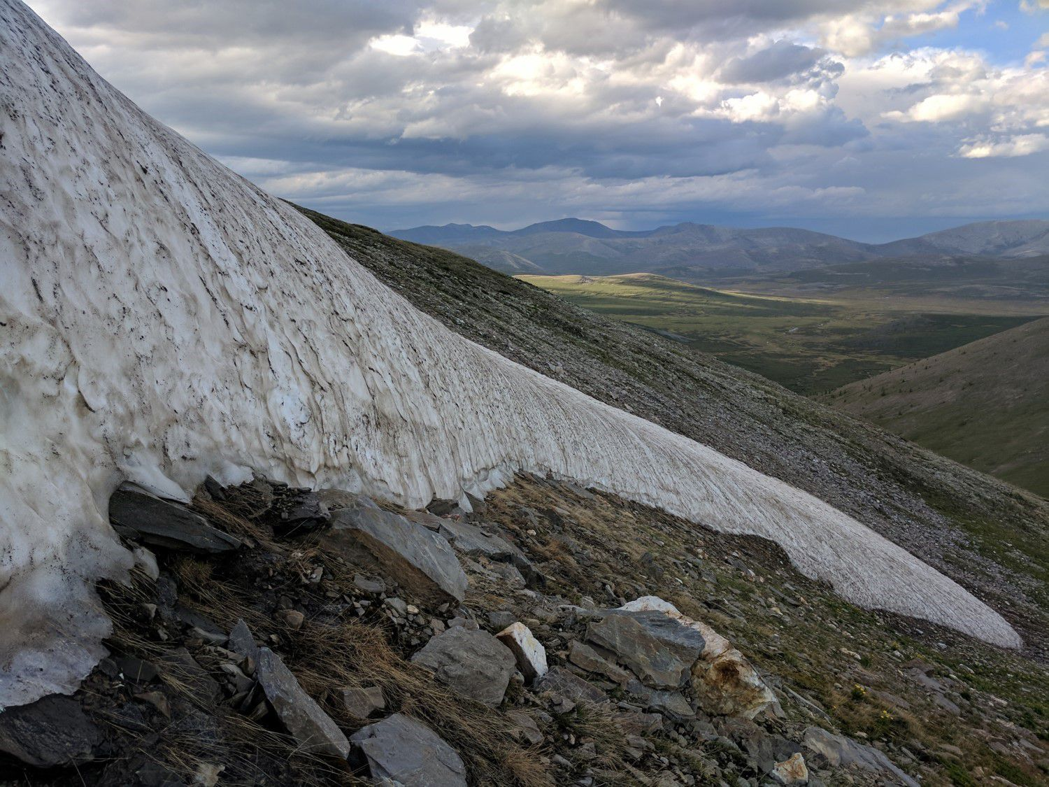 Archaeologists Race to Preserve Artifacts as the Ice Melts in Mongolia