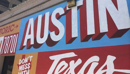 Austin Is Looking for Its First Artist-in-Residence