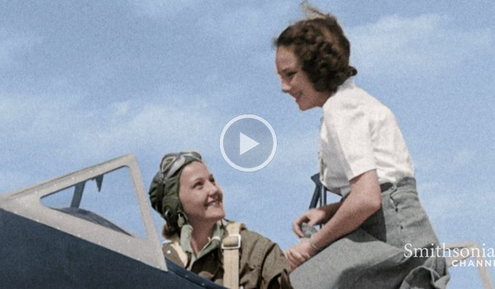 Women Proved to Be Exceptional Pilots During WWII