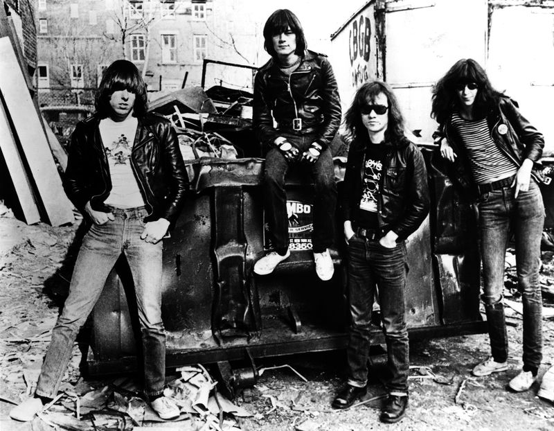52802e70 Let's Go: Ramones and the Birth of Punk (Los Angeles, CA, September 16,  2016 – February 28, 2017)