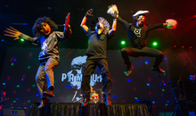 New Music and Dance Fusions Kick Off Native American Heritage Month