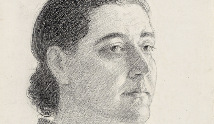 Fannie Hurst by Joseph Margulies, 1929; National Portrait Gallery, Smithsonian Institution; © Estate of Joseph Margulies