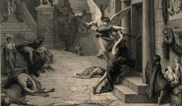 What Rome Learned From the Deadly Antonine Plague