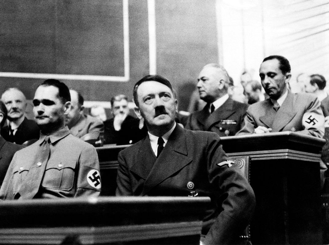 The First Moments of Hitler's Final Solution   History   Smithsonian