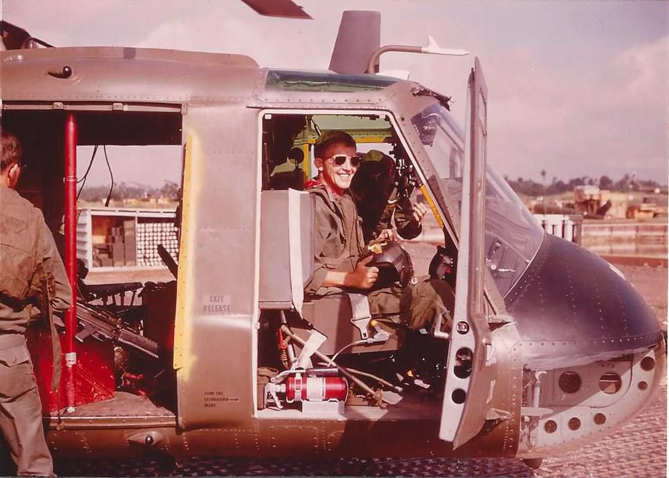Where Huey Pilots Trained and Heroes Were Made   History   Air