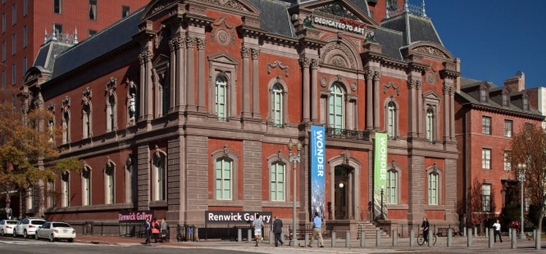 Smithsonian's newly renovated Renwick Gallery