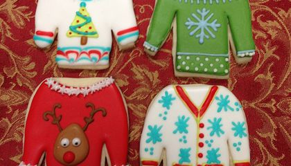 Image: Unraveling the history of the ugly holiday sweater