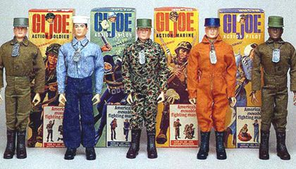 Now You Know the History of G.I. Joe. And Knowing Is Half The Battle