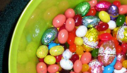 Cooking with Easter Candy