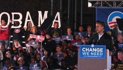 Obama Campaign Office Acquired by NMAAHC
