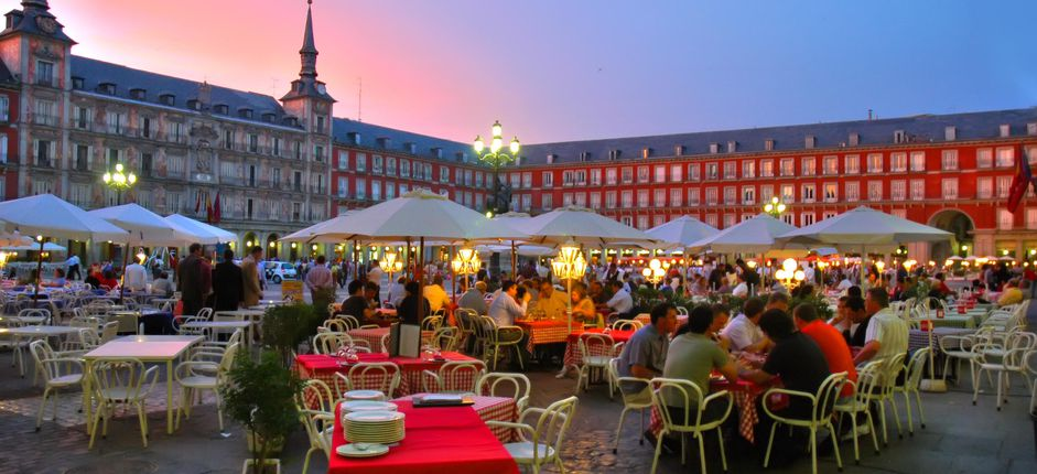 Tailor-Made Spain <p>This journey offers a look at Spain's diverse culture and history, spending time in the capital city of Madrid, Catalonia, and the Basque Country.</p>