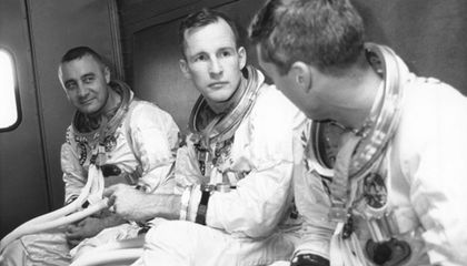 Forty years ago, astronauts Grissom, White, and Chaffee lost their lives in the U.S. space program's first fatal accident.