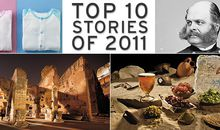 Smithsonian Magazine Top Stories of 2011