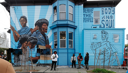 Mini Museum Honoring the Black Panther Party Will Debut on Juneteenth