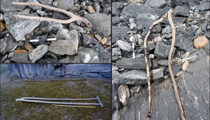 Treasure Trove of Artifacts Illustrates Life in a Lost Viking Mountain Pass