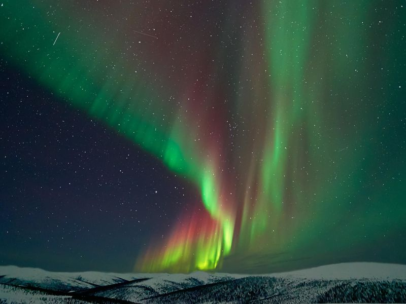 your guide to seeing the northern lights in alaska travel