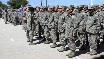 More Than Two Thirds of American Youth Aren't Good Enough for the Military, Says the Military