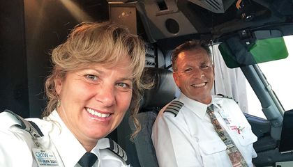 When Your Co-Pilot Is Also Your Spouse
