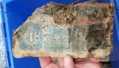 $2 Million in World War II-Era Cash Found Under Floor of Churchill's Tailor