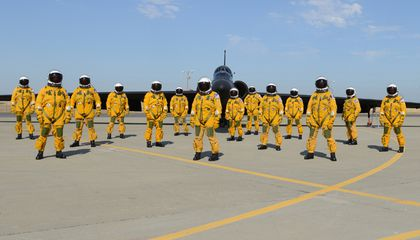 More than Half a Century After <em>Bridge of Spies,</em> the U-2 Is Still Flying