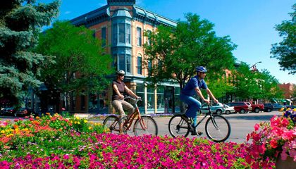 "New System Ranks America's ""Bicycle-Friendly"" Cities"