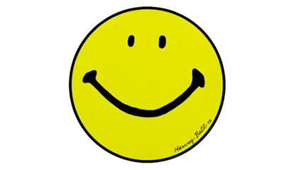 Who Really Invented the Smiley Face?