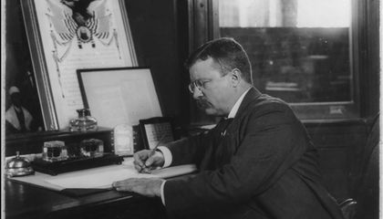 The Debate Over Executive Orders Began With Teddy Roosevelt's Mad Passion for Conservation