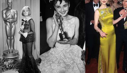 What Is the Most Influential Oscar Dress of All-Time?