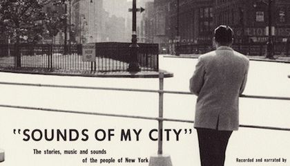 Sounds of 1950s New York City and More from Folkways Magazine