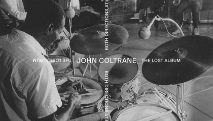 """Lost"" John Coltrane Album to Be Released"