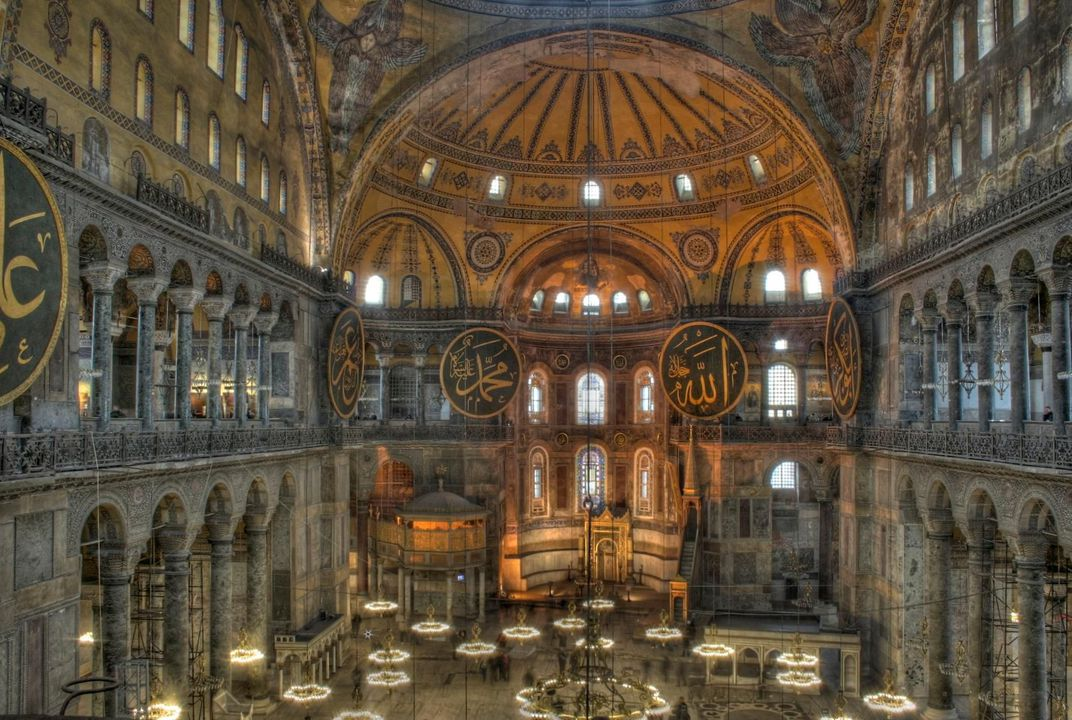 You Can Hear Hagia Sophia's Sublime Acoustics Without a ...