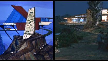 Mid-21st Century Modern: That Jetsons Architecture
