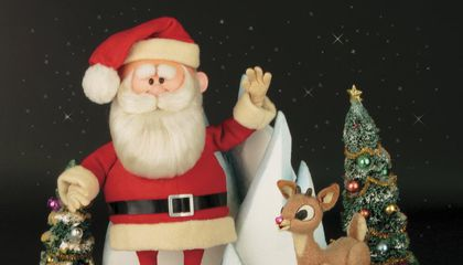 Iconic 'Rudolph the Red-Nosed Reindeer' Puppets Are Up for Auction