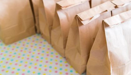 Image: Meet the female inventor behind mass-market paper bags