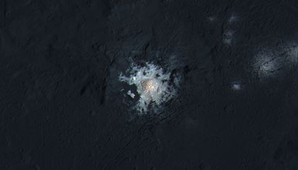 New NASA Images Shed Light on Ceres' Bright Spots