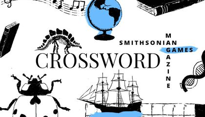 Play the Smithsonian Magazine Crossword: July/August Issue