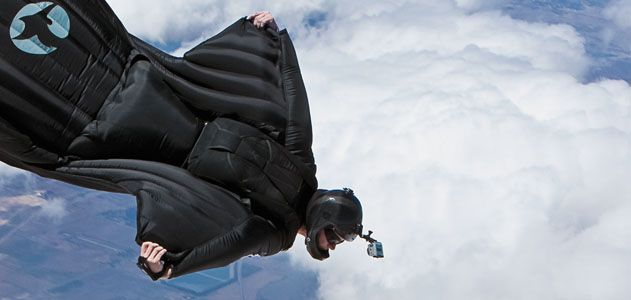Jump fly land flight today air space magazine - Military wingsuit ...