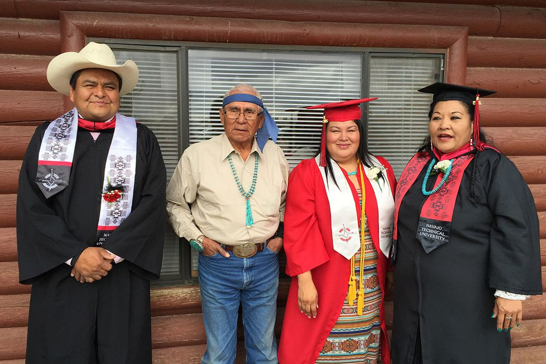 The Importance of Graduating in the Navajo Way | At the